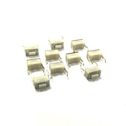 Auto Key Store - 2 Legs Switch for Garage Remotes 10PCs
