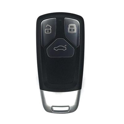 Audi - Audi A1 TT Q3 Keyless Go Modified Key 434MHz 8X0837220