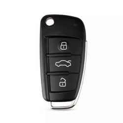 Audi - Audi A3 MQB Keyless Go Remote Key 434MHz Genuine