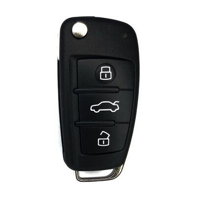 Audi A6 Q7 Keyless Go Key 433MHz 8E 4F0837220AF OEM