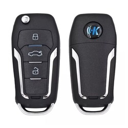 KeyDiy - B12-3 Keydiy Ford Type 3 Button Remote