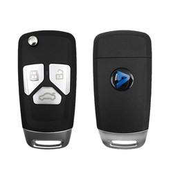 KeyDiy - B27 - Keydiy Audi Type 3 Buttons Remote