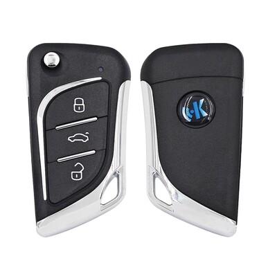 KeyDiy - B30-3 Keydiy 3Btn Flip Remote Key