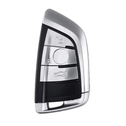 Bmw - Bmw F Series 3 Buttons New Smart Key Shell