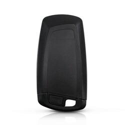 Bmw F Series 3 Buttons Smart Key Shell Blue - Thumbnail