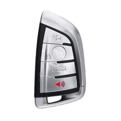 Bmw - Bmw F Series 4 Buttons New Smart Key Shell
