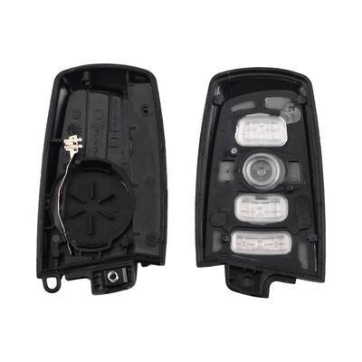 Bmw F Series 4 Buttons Smart Key Shell Grey