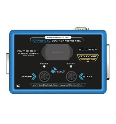 Goldcar - Bmw Universal BDC-FEM Testing Tool Compatible Autohex II–VVDI 2–Abrites etc. + Autohex Adapter