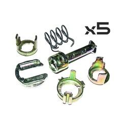 Bmw - Bmw X5 E53 Door Lock Part Set (5PCS)