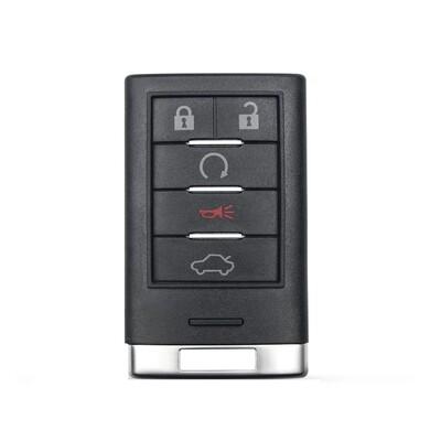Cadillac - Cadillac Chevrolet 5Bt Smart Key Shell
