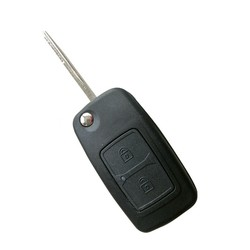 Chery - Chery 2 Button Key Shell Cover