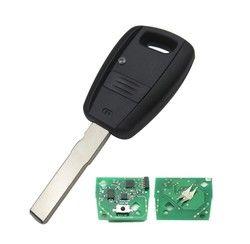 Fiat 1Bt Remote Key 434MHz (black) for ZEDFULL