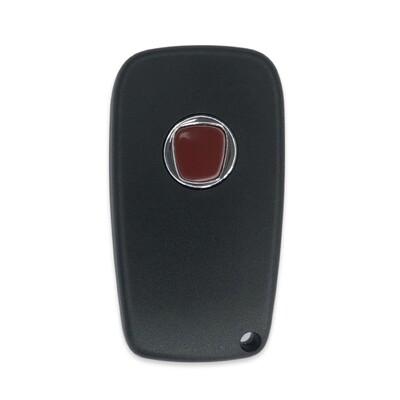 Fiat Linea Ducato Bravo Stilo Remote Key 433MHz Megamos ID48 - Thumbnail