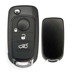 Fiat - Fiat Tipo Egea 500X Remote Key 434MHz