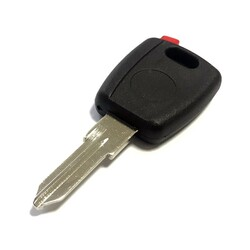 Fiat - Fiat GT10 Transponder Key (%100 Brass) Made in Turkey