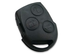 Ford - Ford 3 Buttons Key Shell Cover