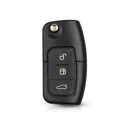 Ford - Ford 3 Buttons Flip Remote Key 434MHz