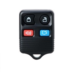 Ford - Ford 4 Buttons Remote Key 434MHz