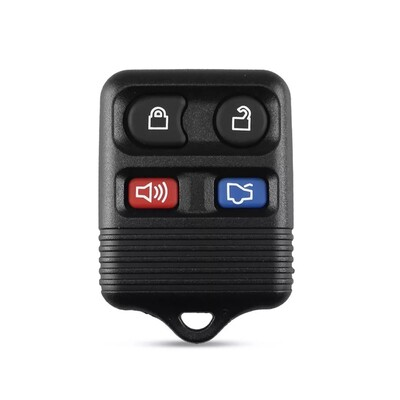 Ford - Ford 4 Buttons Key Shell Cover