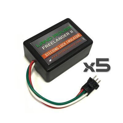 Freelander 2 (L359) ESL Steering Lock Emulator Plug-Start 5PCS