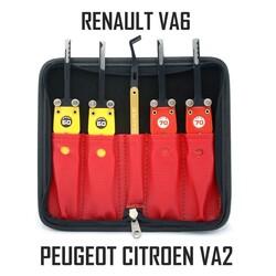 Master - GT12 Renault Peugeot Citroen Door Openner Lock Pick Tool VA6