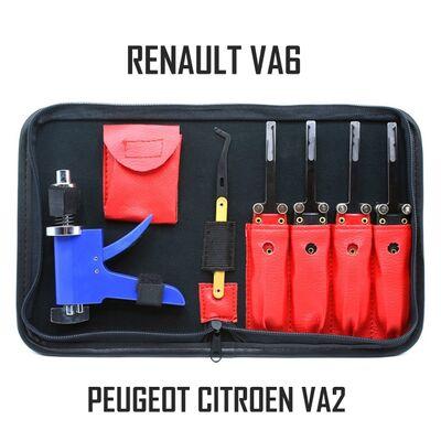 GT23 Renault Peugeot Citroen Door Openner Lock Pick Tool VA6