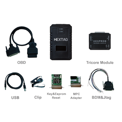 HexTag And HexProg Programmer - Thumbnail