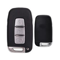 Hyundai - Hyundai 3 Buttons Smart Remote Key 434MHz