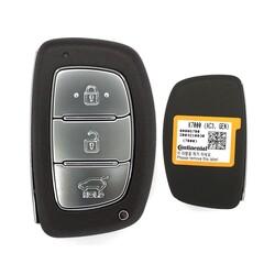 Hyundai - Hyundai i10 Proximity Key 434MHz Genuine OEM 95440-K7000