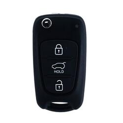 Hyundai - Hyundai i20 3 Button Remote Key 434MHz (Original)
