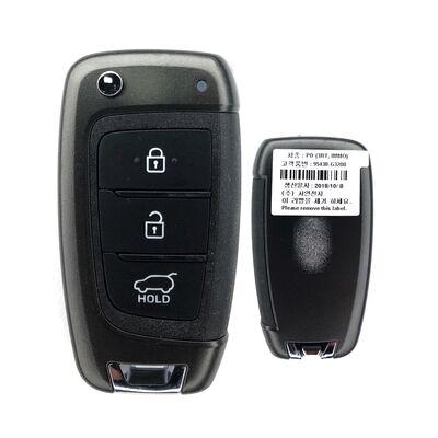 Hyundai i30 3Bt Flip Remote Key 2018+ Genuine 95430-G3200