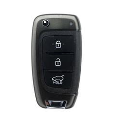 Hyundai i30 3Bt Flip Remote Key 2018+ Genuine 95430-G3200 - Thumbnail