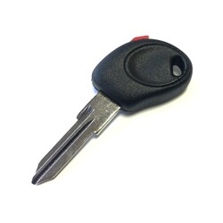 Iveco - Iveco GT10 Transponder Key (%100 Brass) Made in Turkey