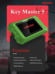Key Master 5 Key Programmer (English ver.) - Thumbnail