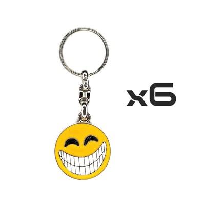 Auto Key Store - Key Rings Model-2 6PCS