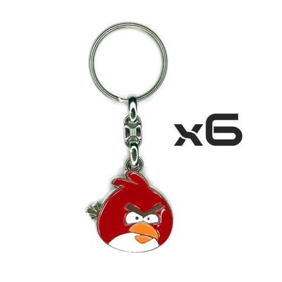 Auto Key Store - Key Rings Model-9 6PCS