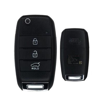 Kia - Kia Ceed 3 Buttons Remote Key 434MHz Genuine 95430-A2100
