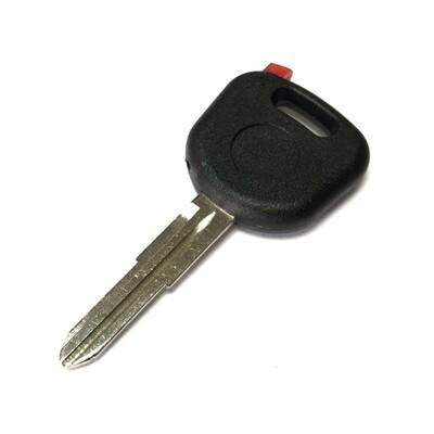 Kia - Kia KIA3R Transponder Key (%100 Brass) Made in Turkey