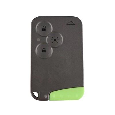 Renault - Laguna Espace Velsatis 3bt Smart Card Key Shell