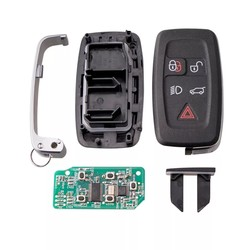 Land Rover Keyless Go Hitag Pro Key 434MHz - Thumbnail