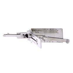 Lishi HU87-HU133 2in1 Decoder & Pick Tool for Suzuki, Opel, Nissan Genuine - Thumbnail