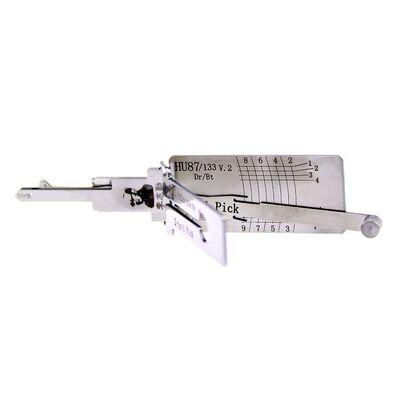 Lishi HU87-HU133 2in1 Decoder & Pick Tool for Suzuki, Opel, Nissan Genuine