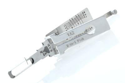Lishi VA2T 2in1 Decoder & Pick Tool Citroen, Peugoet, Renault