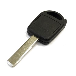 MAN - MAN HU83 Transponder Key (%100 Brass) Made in Turkey