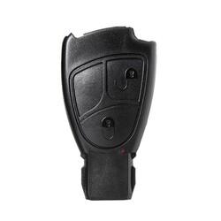 Mercedes - Mercedes 2 Button Black Smart Key Shell