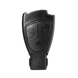 Mercedes - Mercedes 3 Button Black Smart Key Shell