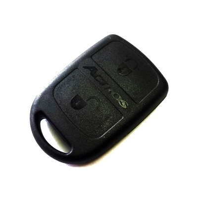 Mercedes - Mercedes Actros 2Bt Remote Key Shell