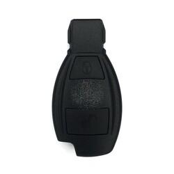 Mercedes - Mercedes BGA 2 Buttons Key Shell Black