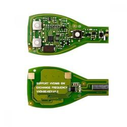 Mercedes BE Version 3+1 Remote Key 434MHz - Thumbnail