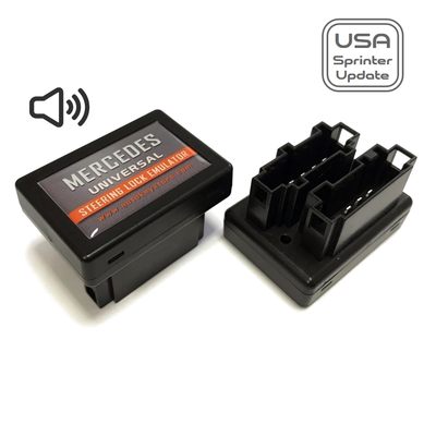 Mercedes - Mercedes Universal Steering Lock Emulator Plug-Start (Lock Sound)